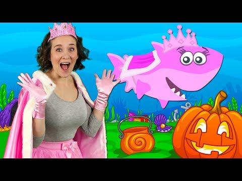 Xxx Mp4 Halloween Baby Shark Kids Songs And Nursery Rhymes Halloween Songs From Bounce Patrol 3gp Sex