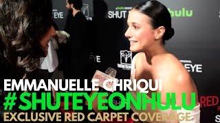 Emmanuelle Chriqui at the Red Carpet Premiere of