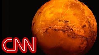 Evidence of lake beneath Mars' surface detected