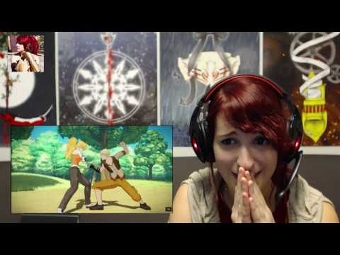 RWBY Volume 4 Chapter 9 Reaction | I DON'T LIKE WHERE THIS IS GOING