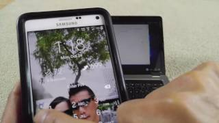 How To Backup Your Android Smartphone Files to Microsoft PC Windows Broken Digitizer 2016