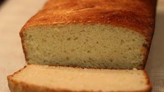 HOW TO MAKE WHITE MILK   BREAD
