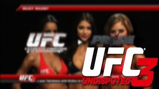 Look What I Found!!! - UFC Undisputed 3 Gameplay - Lets Travel Down Memory Lane!!