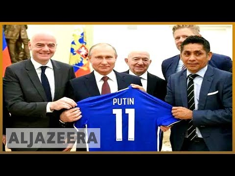 🇷🇺 Football diplomacy: Russia praised as World Cup host   Al Jazeera English