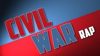 Captain America: Civil War RAP