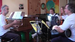 4′33″ For Scottish Trad Music Ensemble
