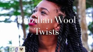 How to: Brazilian Wool Twists