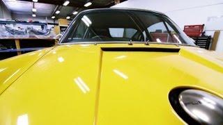 The Shop That Re-imagines Porsche 911s