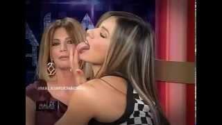 Esperanza Gomez, Los mejores momentos de la gira televisiva de Esperanza en Buenos Aires!