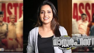 Masterpiece Movie | Artists Talking About Shooting Experience  with Mammootty
