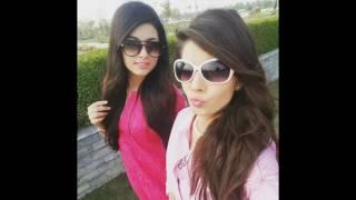 Fabiha Sherazi best friend Kinza Rashid known as sonakshi sinha in jeeto Pakistan