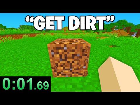 I Broke The DUMBEST Minecraft World Records