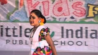 Avani Dance (First Prize) - Sahodaya Dist Meet Jan 2016