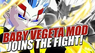 BABY VEGETA IN DRAGON BALL FIGHTERZ – Dragon Ball Fighterz Mods| Pungence