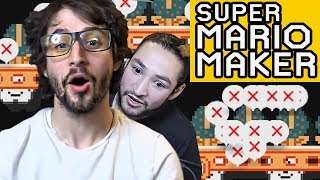MISSION IMPOSSIBLE - 50/50 CHALLENGE SUPER MARIO MAKER