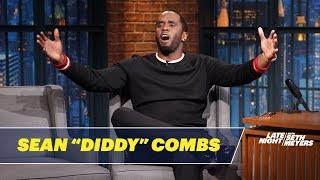 """Sean """"Diddy"""" Combs Encourages Trash-Talking on The Four: Battle for Stardom"""