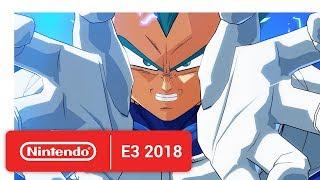 DRAGON BALL FighterZ - Nintendo Switch Trailer - Nintendo E3 2018
