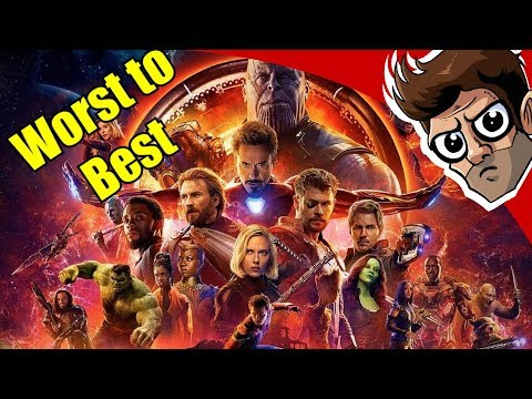 Xxx Mp4 Every Marvel Movie Before Infinity War Ranked Worst To Best Lyle Rath 3gp Sex