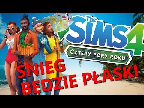 Xxx Mp4 Nowe Ciekawostki PŁASKI ŚNIEG POTWIERDZONY The Sims 4 Cztery Pory Roku INFO 2 3gp Sex