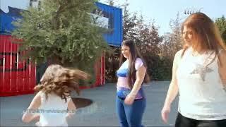 جيسيكا غربي / اجمل مشتركة سورية في برنامج ذافويس الموسم الثاني // قرص الجبنة