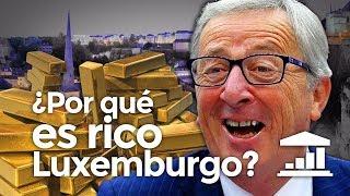 ¿Por qué LUXEMBURGO es TAN RICO? - VisualPolitik