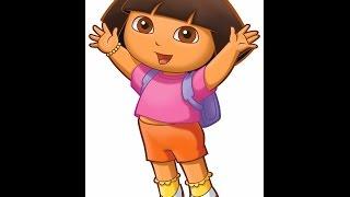 We meet Dora The Explorer??