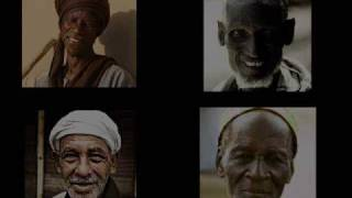 Egyptians, East Africans and Arab ancestry
