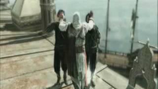 Ezio vs Altair