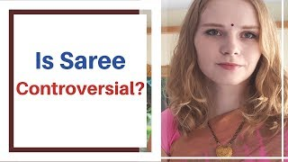 Saree controversy:Does your country favour a religion? Karolina Goswami