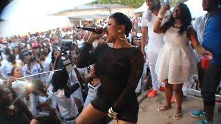 LifeAsTatiana Vlog #29 | Cause We Feeling RICH!! White Christmas Party feat. ISHAWNA! (JAMAICA VLOG)