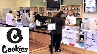 Dispensary Tour: CookiesSF