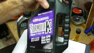 2-Cycle Mix Oil, Super Brief Overview & My Preference