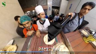 EXCLUSIVE!! BBQ Tonight Restaurant Kitchen Tour, Karachi - Pakistan