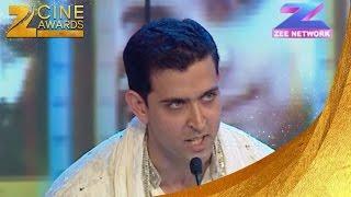 Zee Cine Awards 2004 Best Actor in Lead Role Hrithik Roshan