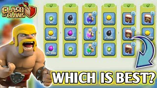WHICH MAGICAL ITEMS ARE BEST 🤔 | CLAN GAMES ROUND 2 COMPLETED 😍 | WATCH BEFORE YOU CHOOSE 😇 !