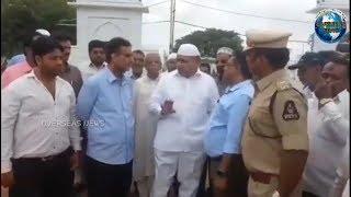 Wakf Board Officials Review Facilities at Miralam Eidgah | Overseas News