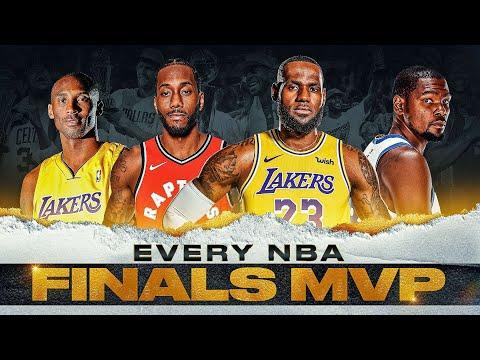 EVERY NBA FINALS MVP Jordan Kareem LeBron and MORE 🏆