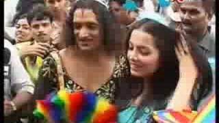 Why Celina Jaitley supports Homosexuality