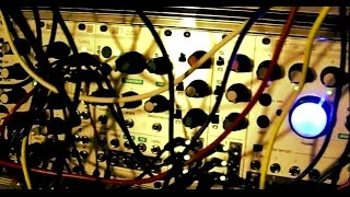 Modular Synth - Patch In Progress 3