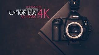 Canon 5D Mark IV 4K Video Test (Shot it on C-Log)