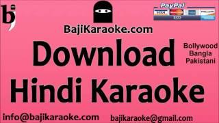 Kya Tujhe Ab Ye Dil Bataye Karaoke - Sanam Re - Falak Shabbir by BAJI KARAOKE Hindi