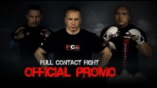 Full Contact Fight Krav Maga Official Promo | Dariusz Waluś