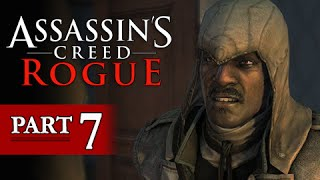 Assassin's Creed Rogue Walkthrough Part 7 - Freewill (Let's Play Gameplay Commentary)