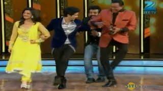 Dance India Dance Season 4 December 08, 2013 - Master Mudassar Special