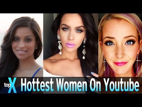 Xxx Mp4 Top 10 Hottest Women On YouTube TopX Ep 23 3gp Sex