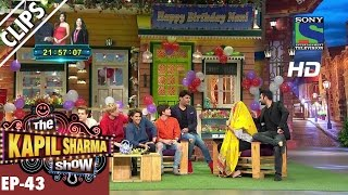 'The Vamps' in the Kapil Sharma Show - The Kapil Sharma Show - Episode 43 - 17th September 2016