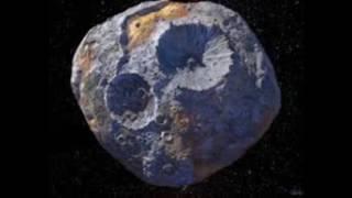 اكتشاف كويكب قيمته 10 آلاف مليون مليار  16 Psyche