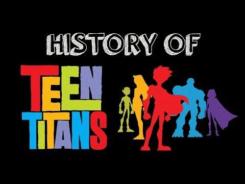 Xxx Mp4 History Of The Teen Titans 3gp Sex