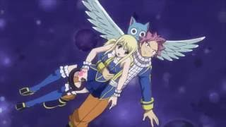 Nalu Moments in Celestial Spirits Arc