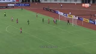 Nigeria vs Atletico Madrid 2-3 watch Highlight and Goals